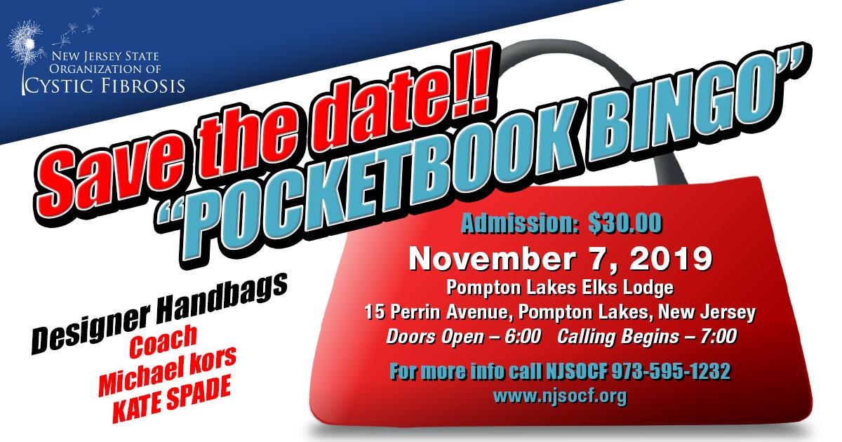 Pocketbook Bingo